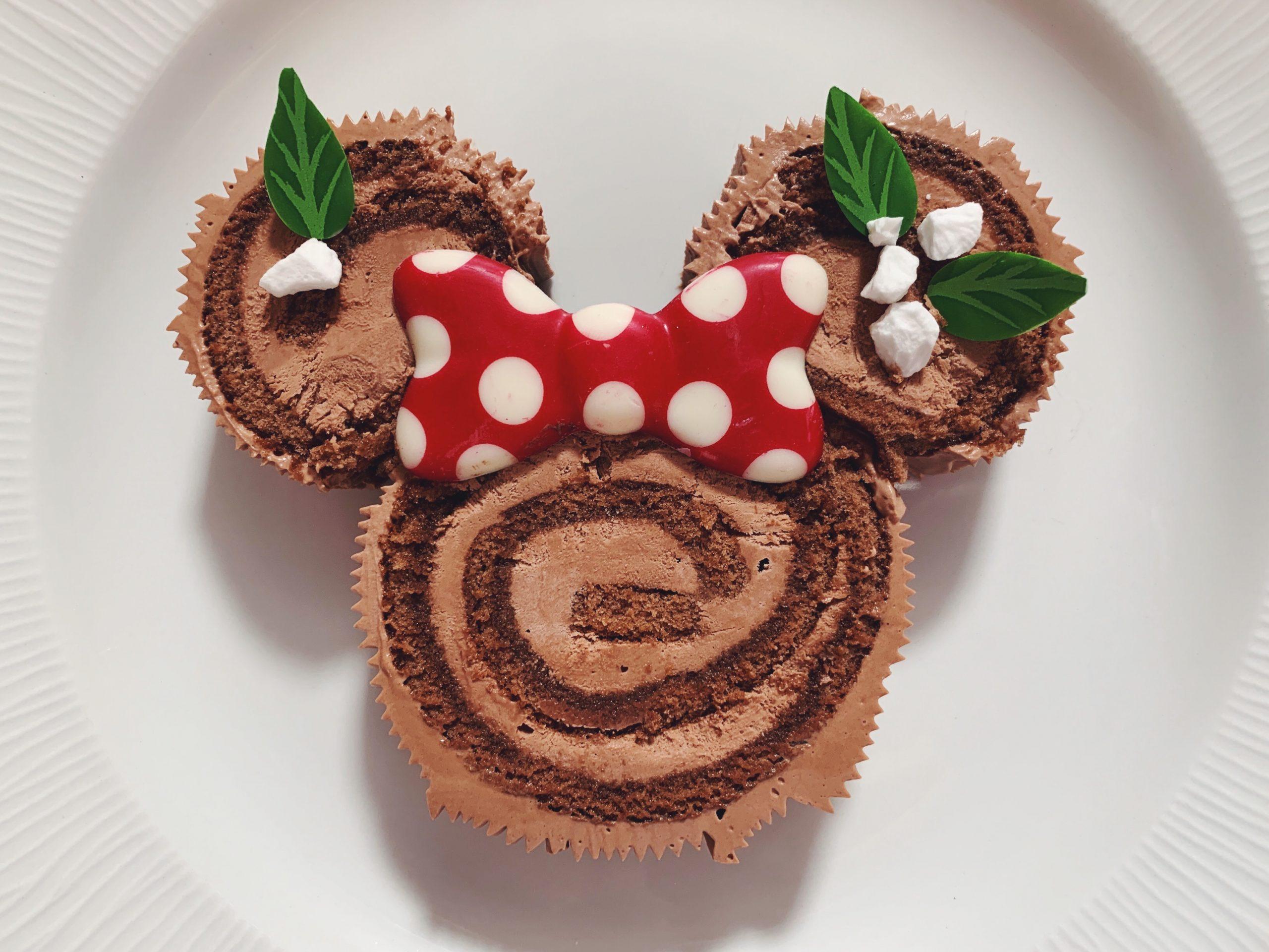 La Bûche de Noël de Minnie à Disneyland Paris