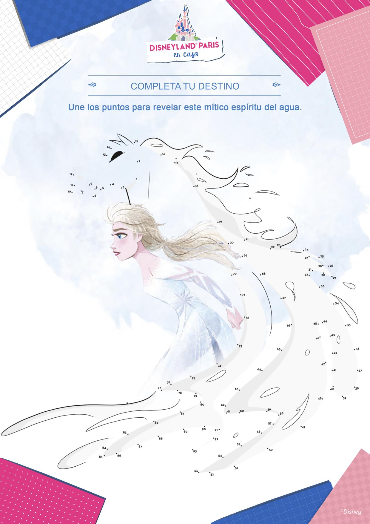 Frozen Destino